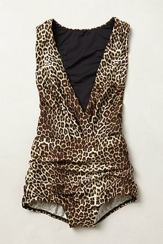 Leopard maillot http://rstyle.me/n/i7ctmnyg6
