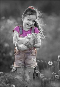The World in Black and White Splash Photography, Color Photography, Precious Children, Beautiful Children, Cute Kids, Cute Babies, Color Splash Photo, Splash Images, Black And White Pictures