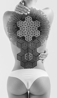 Beautiful women's tattoos - Top 500 Best Tattoo Ideas And Designs For Men and Women Back Tattoos, Sexy Tattoos, Body Art Tattoos, Girl Tattoos, Sleeve Tattoos, Tattoos For Women, Full Body Tattoo, Tatoos, Irezumi Tattoos