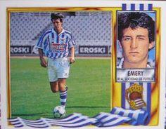 Unai Emery, Real Sociedad