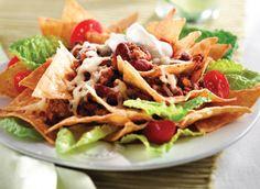 Salade taco délicieuse