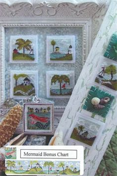 By the Bay - Stitch an Inch Summer #1