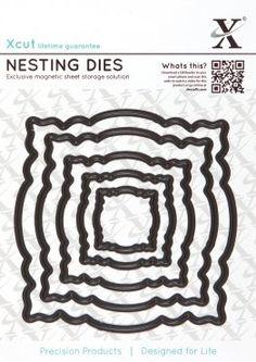 Xcut Nesting Dies - Ornate frame
