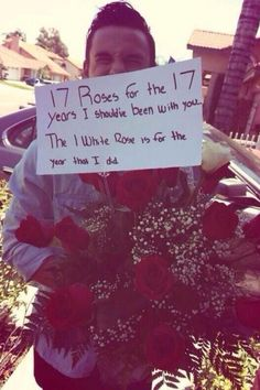 This is too adorable!! I want someone to do this for me:)