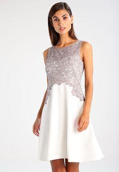 Lauren Ralph Lauren AVI - Vestito estivo - ivory/zinc - Zalando.it