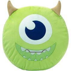 Disney Pixar Monsters Pillow,University - Walmart.com