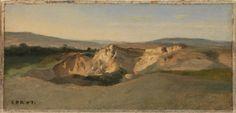 Corot, Roman Campagna. Metropolitan Museum of Art  https://www.facebook.com/photo.php?fbid=1208802862464261
