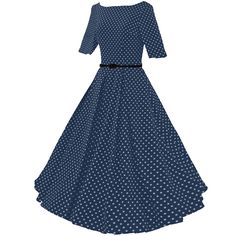 Shengdilu Women's Rockabilly Audrey Polka Dot Swing Skaters Wedding Dresses ** Details can be found by clicking on the image. (This is an affiliate link and I receive a commission for the sales)