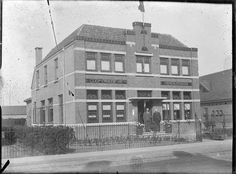 Rotterdamseweg Zwijndrecht (jaartal: 1920 tot 1930) - Foto's SERC