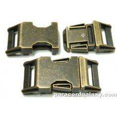 Metal Buckles & Paracord Accessories  #MetalBuckles