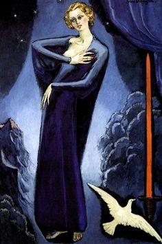 Kees van Dongen - Guerre et paix (1925)