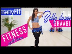 Belly Dance | Ultimate Body Fitness | Shaabi Burn! 🔥 - YouTube Weight Loss Challenge, Easy Weight Loss, Gym Workouts, At Home Workouts, Dance Workouts, Belly Dance Lessons, Darebee, Exercise For Kids, Workout Videos