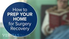 Must-Haves after Your Back Surgery Animated Still of Preparing Your Home For Surgery Recovery Title Card Spinal Stenosis Surgery, Scoliosis Surgery, Lumbar Spinal Stenosis, Spinal Fusion Surgery, Ankle Surgery, Neck Surgery, Spine Surgery, Microdiscectomy Recovery, Acdf Surgery