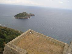 L'#Isolotto visto dal #ForteStella #PortoErcole - #MonteArgentario - #Maremma - #Tuscany  Foto Chiara Galatolo