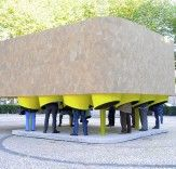 Pop-up 'Centipede Cinema' is Made With Locally-Sourced Cork From Portugal | Inhabitat - Sustainable Design Innovation, Eco Architecture, Green Building