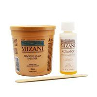 Shop Mizani Butter Blend Rhelaxer Fine 4Kit and Sensitive Scalp Balance Hair Bath - Free Shipping On Orders Over $45 - Overstock - 24036232 Best Hair Straightener, Sensitive Scalp, Hydrating Shampoo, Beauty Supply Store, Relaxer, Milk Bath, Leave In Conditioner, Shopping Hacks