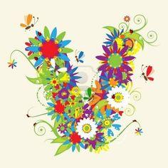 Lettre V Floral Design Voir Aussi Les Lettres Dans Ma Galerie Alphabet SoupAlphabet LettersPhoto