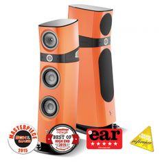 Rad hi-fi reproduktorov Focal Sopra - Enigma High Fidelity Audio Audio