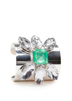 MANGO - TOUCH - Brazalete maxi-cristales