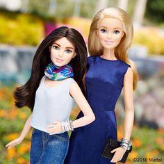 47.1 тыс. отметок «Нравится», 338 комментариев — Barbie® (@barbiestyle) в Instagram: «Style tip: a scarf can be a summer style staple! #barbie #barbiestyle»