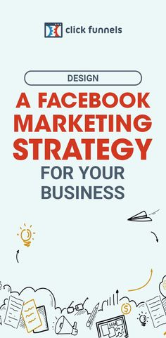 Facebook is one of the most powerful marketing platforms right now. And in this guide, we're going to teach you how to create an effective Facebook marketing strategy for 2020. we're going to show you how to create and optimize your business page, build your Facebook sales funnel, find your target market, create enticing content, set your advertising budget, and tons more! #facebook #facebookmarketing #socialmediamarketing Facebook Marketing Strategy, Digital Marketing Strategy, Marketing Ideas, Social Media Marketing, Business Pages, Business Tips, Andrea Davis, Digital Marketing Quotes, Startup Branding