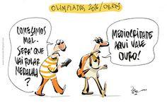 Rico studio: Olimpíadas 2016