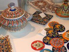 Algeria pottery - ACBeads Jewellery: Feira Internacional do Artesanato 2014 / International Craft Fair in Lisbon