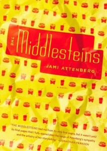 Middlesteins by Jami Attenberg, a writer originally from a Chicago suburb.