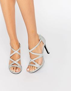 New+Look+Silver+Glitter+Heeled+Sandals