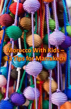 Are you planning a trip to Morocco with kids? We share some tips in Marrakech and Essaouira. A wonderful place to tap into all of your senses.