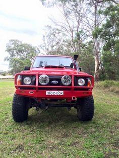 Because Off-Road 200mm Decal sticker Land Rover Jeep Suzuki ATV