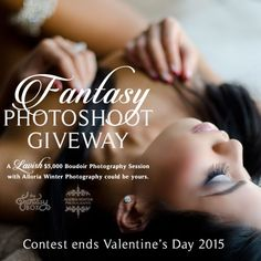 win a fantasy photoshoot for Valentine's Day from Fantasy Box! Equine Photography, Winter Photography, Amazing Photography, Photography Ideas, Spice Things Up, Fun Things, Photography Marketing, Boudoir Photographer, Have Fun