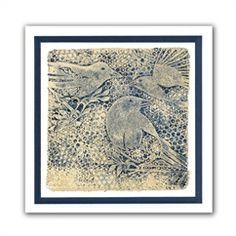 Magpie Stencils by Barbara Gray