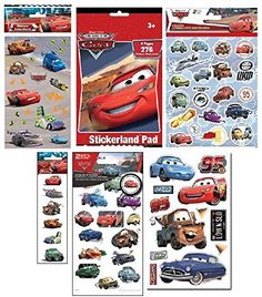 Disney's Cars Sticker Collection ~ 400+ Stickers ~ Lightn... http://www.amazon.com/dp/B01DV9KK2Y/ref=cm_sw_r_pi_dp_a6Shxb1FSBG95
