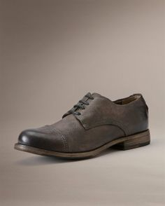 Johnny Oxford - View All Men's Shoes - The Frye Company