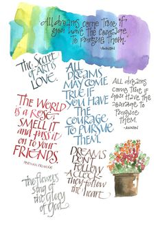 Art du Jour by Martha Lever: PRACTICE PRACTICE PRACTICE