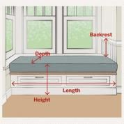 A home may not always be complete without a bay window seat. Whether it is a house or an apartment, you can have at least one. Make sure that these bay window seats are suitable for the whole conce… Built Ins, Bay Window Seat, Windows, Remodel, House, Window Seat, Home Decor, Bedroom Window Seat, Remodel Bedroom