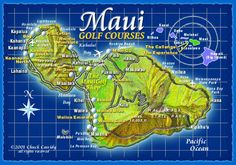 Golf Courses of Maui!---I'm thinking you might have missed a couple of these.