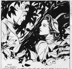Alex Raymond Art - Flash Gordon