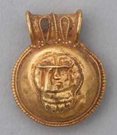 Children wore a special locket around their neck, given to them at birth, called a bulla. It contained an amulet as a protection against evil and was worn on a chain,cord or strap.Girls wore their bulla until the eve of their wedding day,when their bulla was set aside with other childhood things,like her toys.
