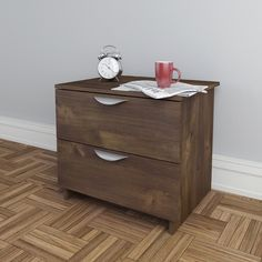 Found it at Wayfair.ca - Nocce Truffle 2 Drawer Nightstand