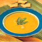 Butternut Squash Soup with Sage - Campbell's Kitchen - Swanson - Delish.com