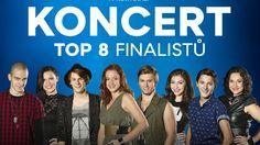 SuperStar 2015: Koncert TOP 8 finalistů Superstar, Nova