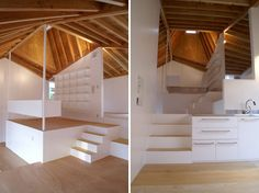 INTO THE LOOP: Nora House and Ikushima Library by Atelier Bow-wow