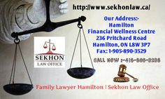 """""""Sekhon Law Office"""" provides effective legal services in the Greater Hamilton and Mississauga Area. Our firm has relevant experience in providing legal representation in criminal defence, real estate, family law, personal injury and wills & estate concerns.Please contact Sekhon Law Office via email or call (905) 890-4529 for Mississauga, and 416-605-8286 for Hamilton to set up an appointment, for an initial consultation and fee quote."""