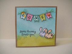 Lawn Fawn My Silly Valentine  Lawnscaping Challenge #3 by donna mikasa, via Flickr