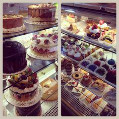 Desserts galore
