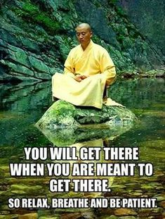 Just reminding you that it's the journey and not the destination! Enjoy each moment! #yogainspiration #yogagirl #meme #yogalifestye #believe