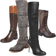 Up to 60% Off Women's Boots + Extra 25% or 15% Off! @ Macy's #macys #boots #Dealsplus
