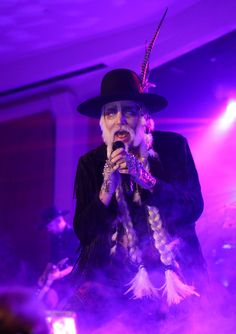 Adam Lambert Photos - Hilton@PLAY Hosts Adam Lambert's Ghost Town Halloween Party At The Beverly Hilton - Zimbio